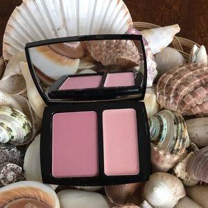 Lancôme blush subtil duo: aplum/ perfect pink NEW